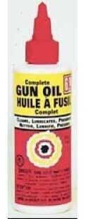 G96 Gun Oil Liquid 4oz 12/Box Bottle 1054