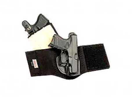 "GAL co Ankle Glove Ankle Holster Right Hand Black 2"" J Frame AG160"