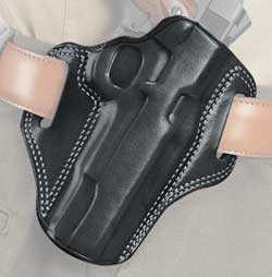 Galco International Combat Master Holster Right Hand Black J Frame Leather CM158B
