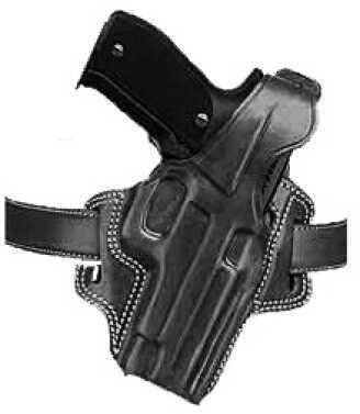 "Galco International Fletch Holster Right Hand Black 4.25"" S&W M&P/Sigma FL472B"