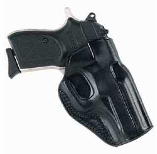 Galco International Stinger Holster Right Hand Black Taurus 709 Slim Leather SG492B