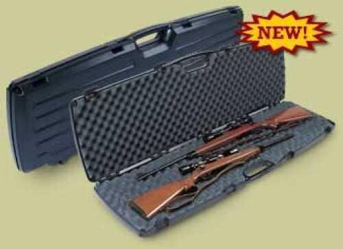 Plano Special Edition Double Scoped Rifle/Shotgun Black Hard 52.25X16X4 10-10586