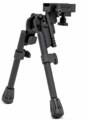 GG&G Inc. XDS-2C Tactical Bipod Compact Fits Picatinny Black