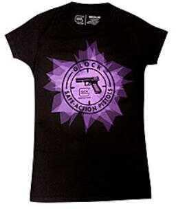 Glock OEM Womens Safe Action T-Shirt, Short Sleeve