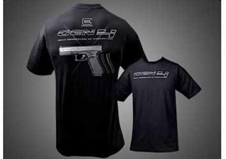 Glock Apparel Large Black T-Shirt GA10057