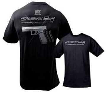 Glock Apparel XL Black T-Shirt GA10058