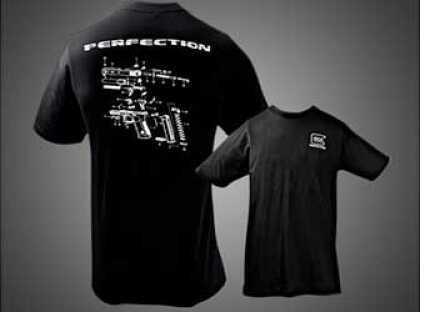 Glock Apparel XXL Black T-Shirt GA10071