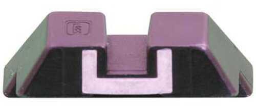 Sight 7.3mm All Glocks Black Fixed Rear Md: SP04211