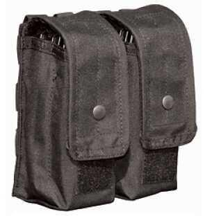 Galati Gear Mag Pouch Molle AR15/AK Double, 30 Round, Black GLMA319-B