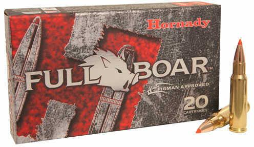 Hornady Full Boar, 6.8MM Ammo 100 Grain, GMX 8348