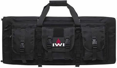 "Israel Weapon Industries IWI US, Inc Complete Case Case Black Nylon 32"" TCC100"