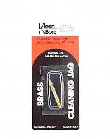 Kleen-Bore Jag 22-25 Brass 10/Pack Blister Card JAG227