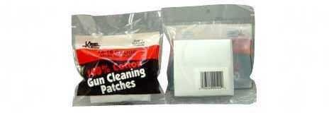 "Kleen-Bore Cotton Patch 12/16Ga 3"" 25/250 Poly Bag P204"