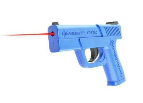 LaserLyte Trainer Trigger Tyme Laser Training Kit Laser Compact Size Lt-ttlc