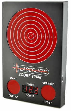 LaserLyte Trainer Score Tyme Laser Training Kit Laser Trainer Kit TLB-Xl