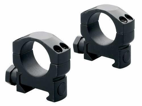 Leupold Mark 4 Scope Rings, 34mm, High, Aluminum, Matte Finish 120181