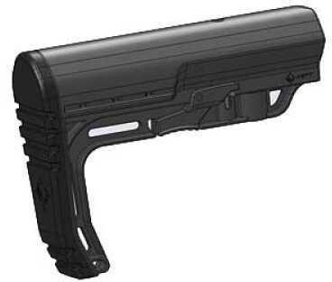 Mission First Tactical MFT Stock BATTLELINK Black Minimalist Mil Spec Tube BMSMILBL