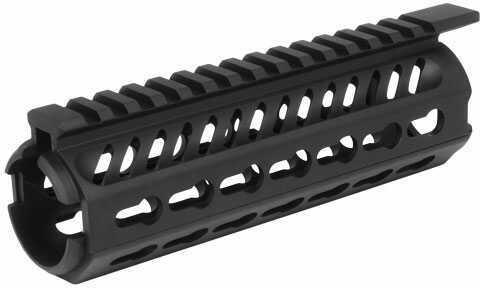 """Mission First Tactical Tekko Rail Black 7"""" Drop In Keymod Rail System AR-15 Carb TMARCKRS"""