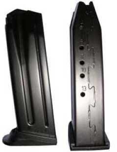 Heckler & Koch HK P2000CP 9mm 13Rd Mag w/Ext FLRPT