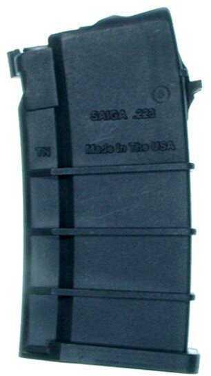 SGM Tactical Mag 223 Rem 10Rd Black Saiga SSGMP22310