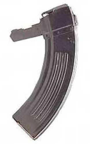 Target Sports Mag Black Warrior 762X39 30Rd Blue SKS JMAZ