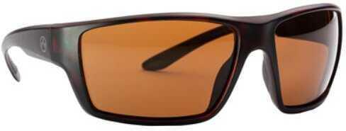 Magpul Industries Terrain Glasses Tortoise Frame Bronze Lenses Medium/Large Polarized Lenses MAG1021-229