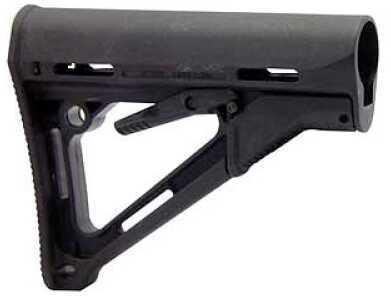 Magpul Industries Corp. CTR Carbine Stock Mil-Spec Model Black MAG310-BLK