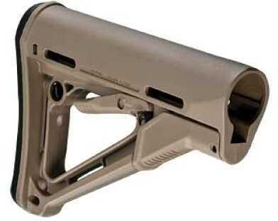Magpul Industries Corp. CTR Carbine Stock Mil-Spec Model Flat Dark Earth MAG310-FDE