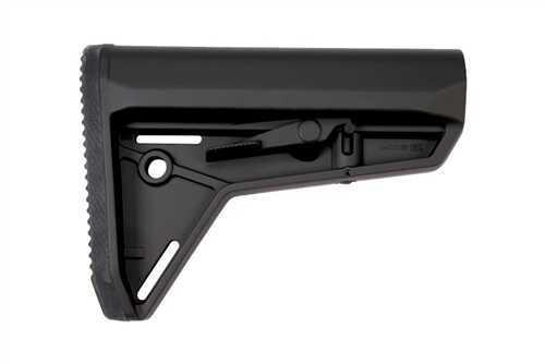 Magpul Industries Corp. Magpul Industries MOE Slim Line Carbine Stock Black Mil-Spec AR-15 MAG347-BLK