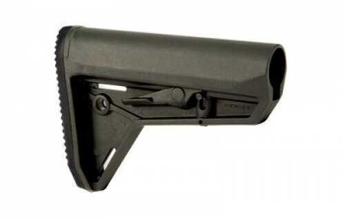 Magpul Industries Corp. MOE Slim Line Carbine Stock OD Green Mil-Spec AR-15 Mag347-ODG
