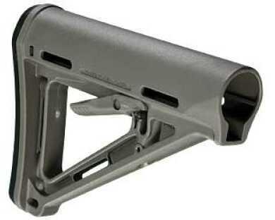 Magpul Industries Corp. MOE Carbine Stock Mil-Spec Model Foliage Green MAG400-FOL