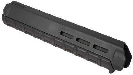 "Magpul Industries Corp. Magpul 12"" Handguard MOE M-LOK For AR-15, Polymer Black Md: MAG427-BLK"