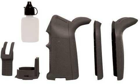 Magpul Industries Corp. Magpul MIAD Gen 1.1 AR-10/LR-308 Type 2 Pistol Grip Kit, Gray Md: MAG521-GRY