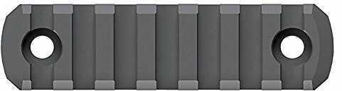 Magpul Industries M-LOK Rail Section Fits M-LOK Hand Guard 7 Slots Black MAG591