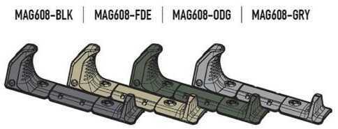 Magpul Industries Corp. Magpul M-LOK Hand Stop Kit Polymer, Flat Dark Earth Finish Md: MAG608-FDE