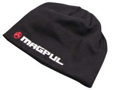 Magpul Industries Corp. Magpul Industries Cap Black Logotext Skull Beanie MAG900-BLK