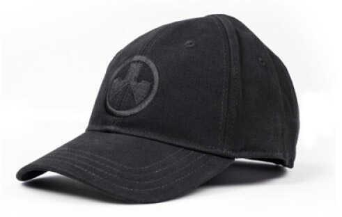 Magpul Industries Corp. Magpul Industries Cap Black Logo Adjustable BallCap MAG913-BLK