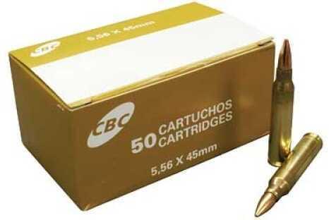 MagTech Ammunition Co. CBC Sport Shooting 5.56 NATO 55Gr Full Metal Jacket 50 Rounds Ammunition CBC556A