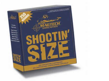 MagTech Ammunition Co. Shootin Size, 9MM, 115 Grain, Full Metal Jacket MP9A
