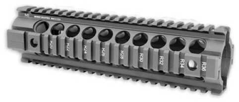 Midwest Industries Generation 2 Forearm Black 4-Rail Handguard AR Rifles Mid Length MCTAR-21G2