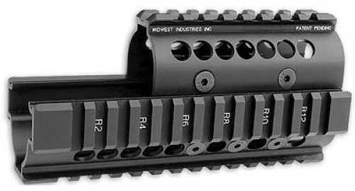 Midwest Industries Yugo Model AK47 Handguard (M70) with Standard Topcover Forearm Fits AK Black MI-AK-Y