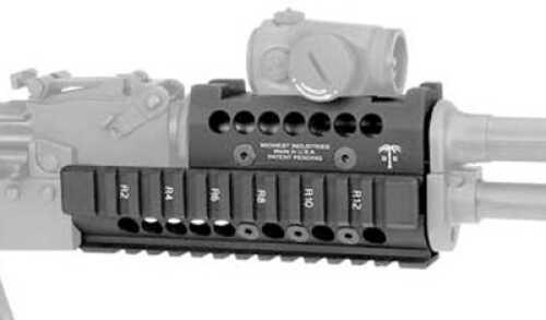 Midwest Industries Forearm Black Aimpoint T-1 Topcover Bulgarian Krinkov MI-AKH-K-T1