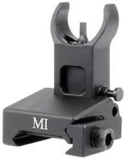 Midwest Industries Sight Picatinny Black Low Profile Flip Sight MI-LFFR