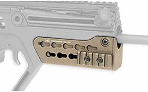 Midwest Industries Key Mod Handguard Flat Dark Earth Tavor Mi-TKH
