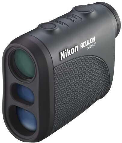 Nikon AL11 ACULON Rangefinder 6X 20 Black 8397
