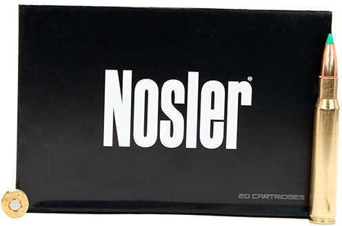 Nosler Ammunition Ballistic Tip Hunting 30-06 180 Grains 20 Rounds md: 40072