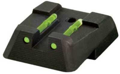 HiViz Sight Systems Hi-Viz Litewave Sight, Fits H&K P30,45, Rear Only,