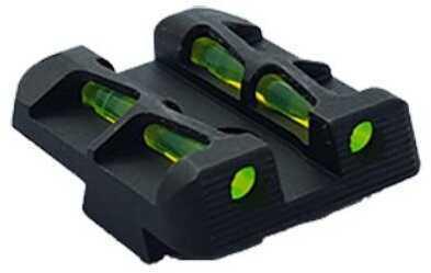 HiViz Sight Systems Litewave Rear Sight Sig Sauer P-Series Md: SGLW18