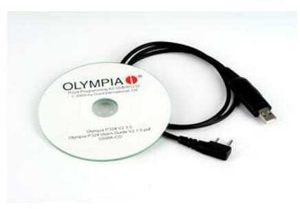 Motorola P324 Cd And Chord Na Program Kit For P324 Radio Olympia P324 Pro 4 Watt Duty Radio PCK324