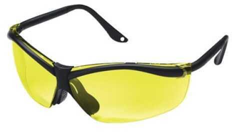 3M X-Factor Glasses Black Frame Yellow 90966